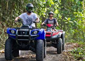 Bali Island and Village Tour on ATV