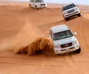 Best of Dubai Adventure (Online Special)