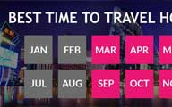 BEST TIME TO TRAVEL HONG KONG
