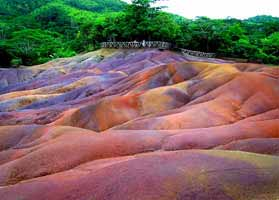 Chamarel- Seven Colored Earth