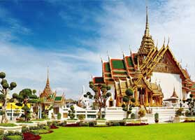 grand Palace & Wat Prakew