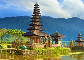 Hire car to Bali Temples with Besakih Temple