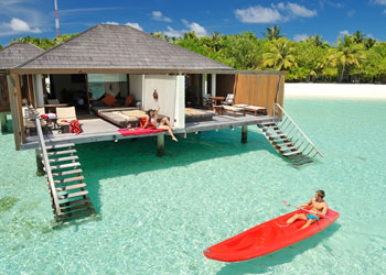 Cheap maldives holiday packages best honeymoon packages for Cheap spa resort packages