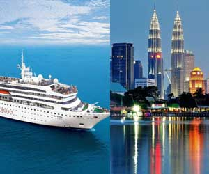 07 Nights 08 Days Singapore Malaysia With Cruise Package Arvholidays