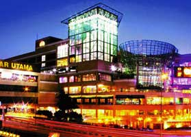 Utama Shopping center